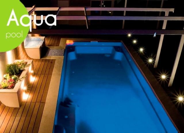 contemporary hot tub uk