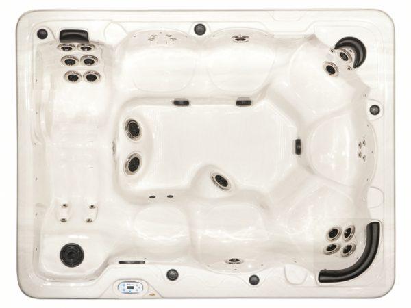 Atlas hot tub